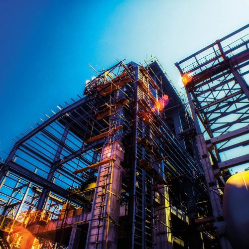 industrial and non-residential construction - VIRO EN
