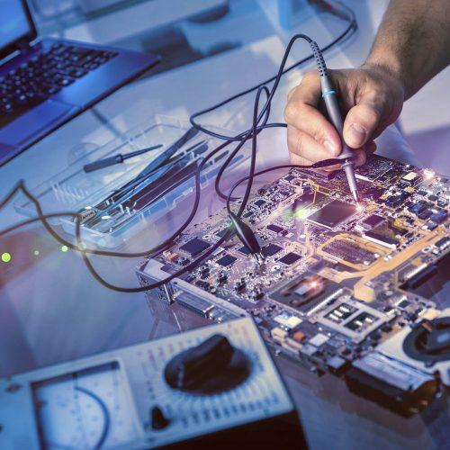semiconductor industry - VIRO EN