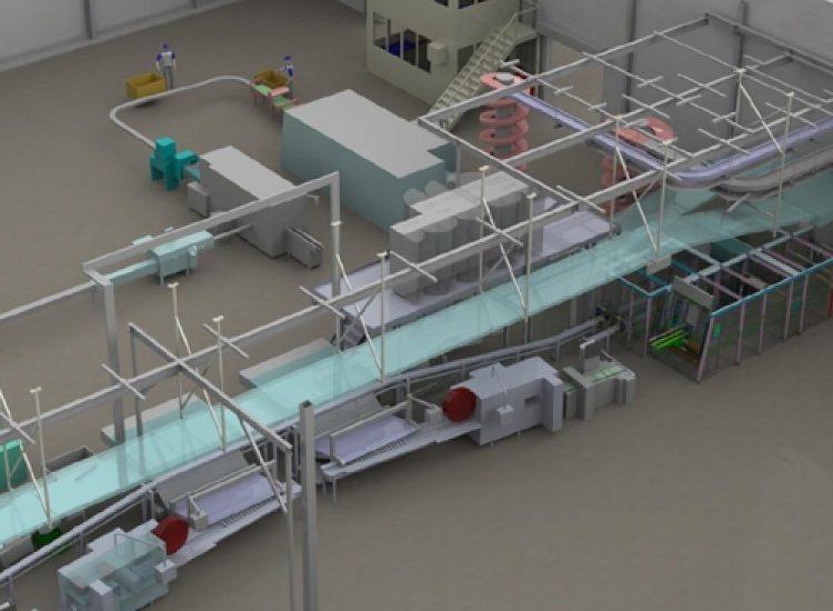 New production lines Bolletje - VIRO EN