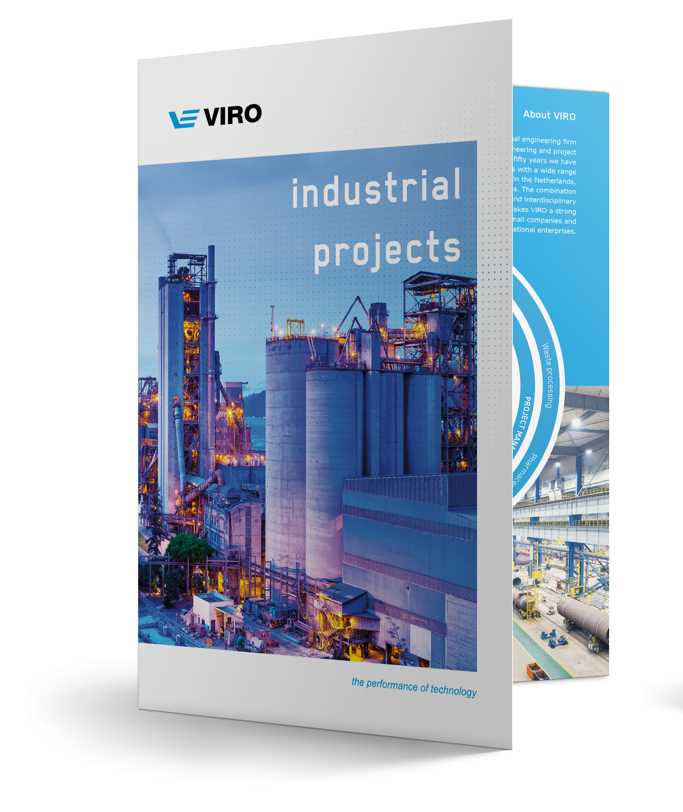 brochure industrial and non-residential construction