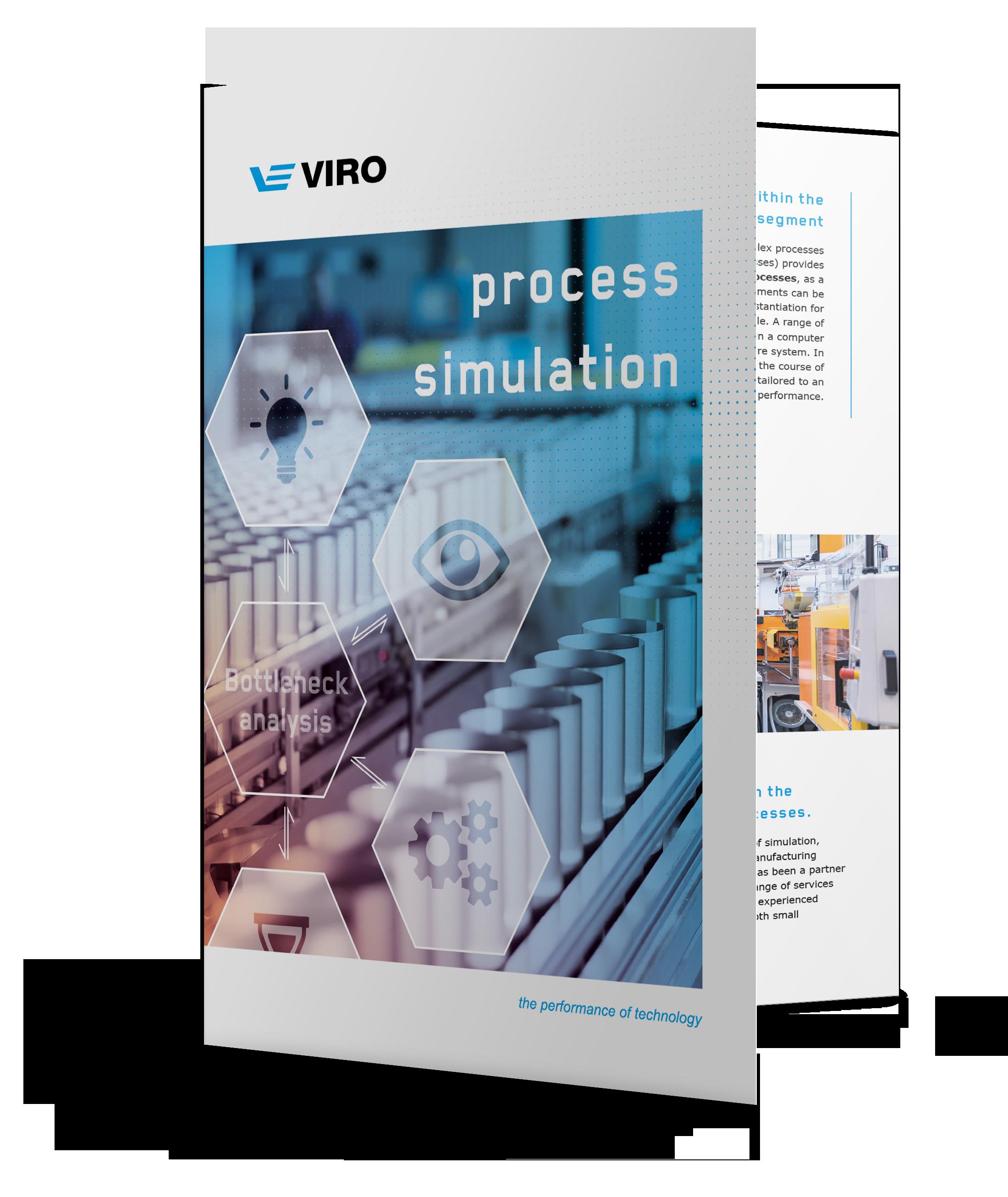 brochure product engineering & optimisation