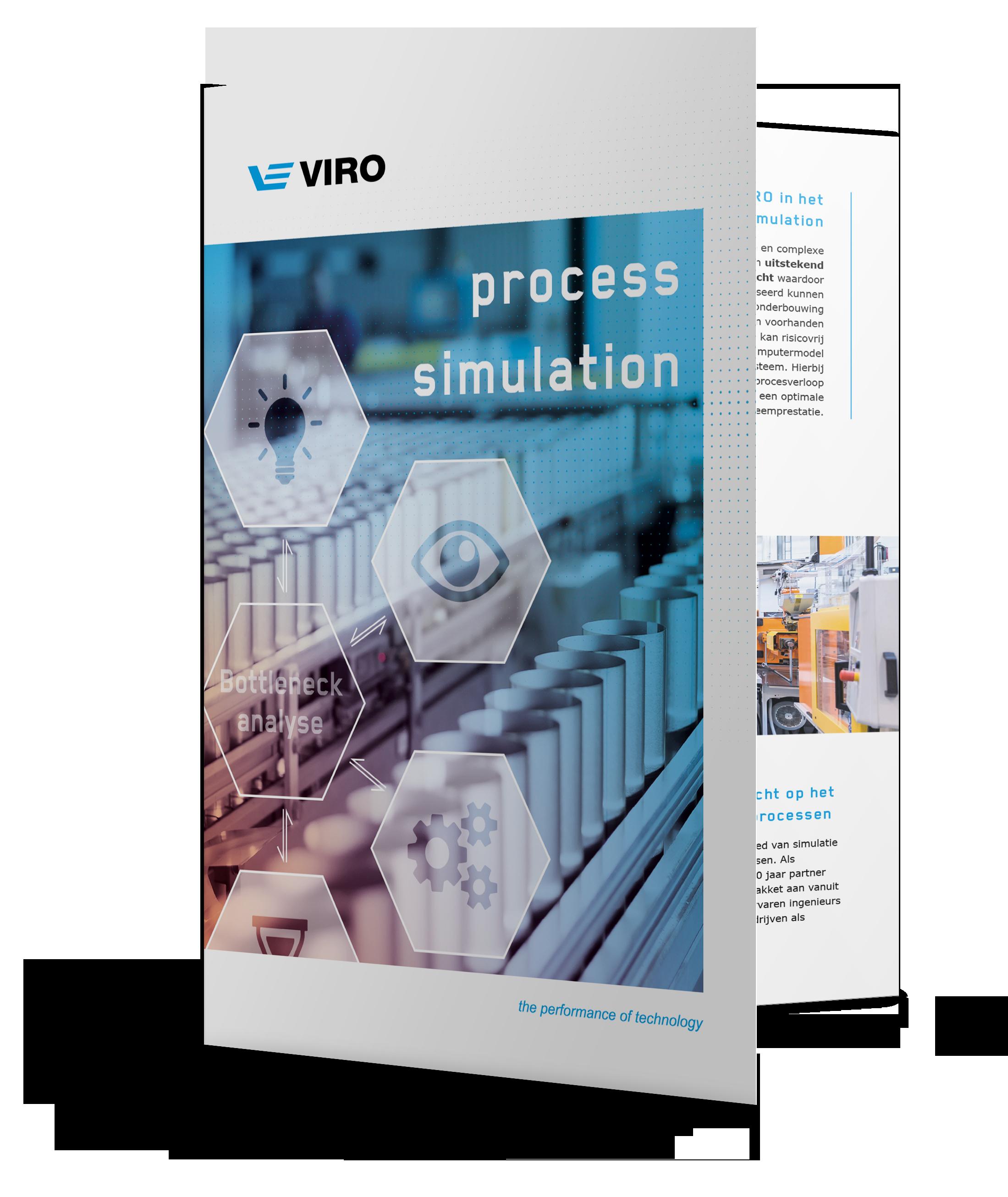 brochure processimulatie