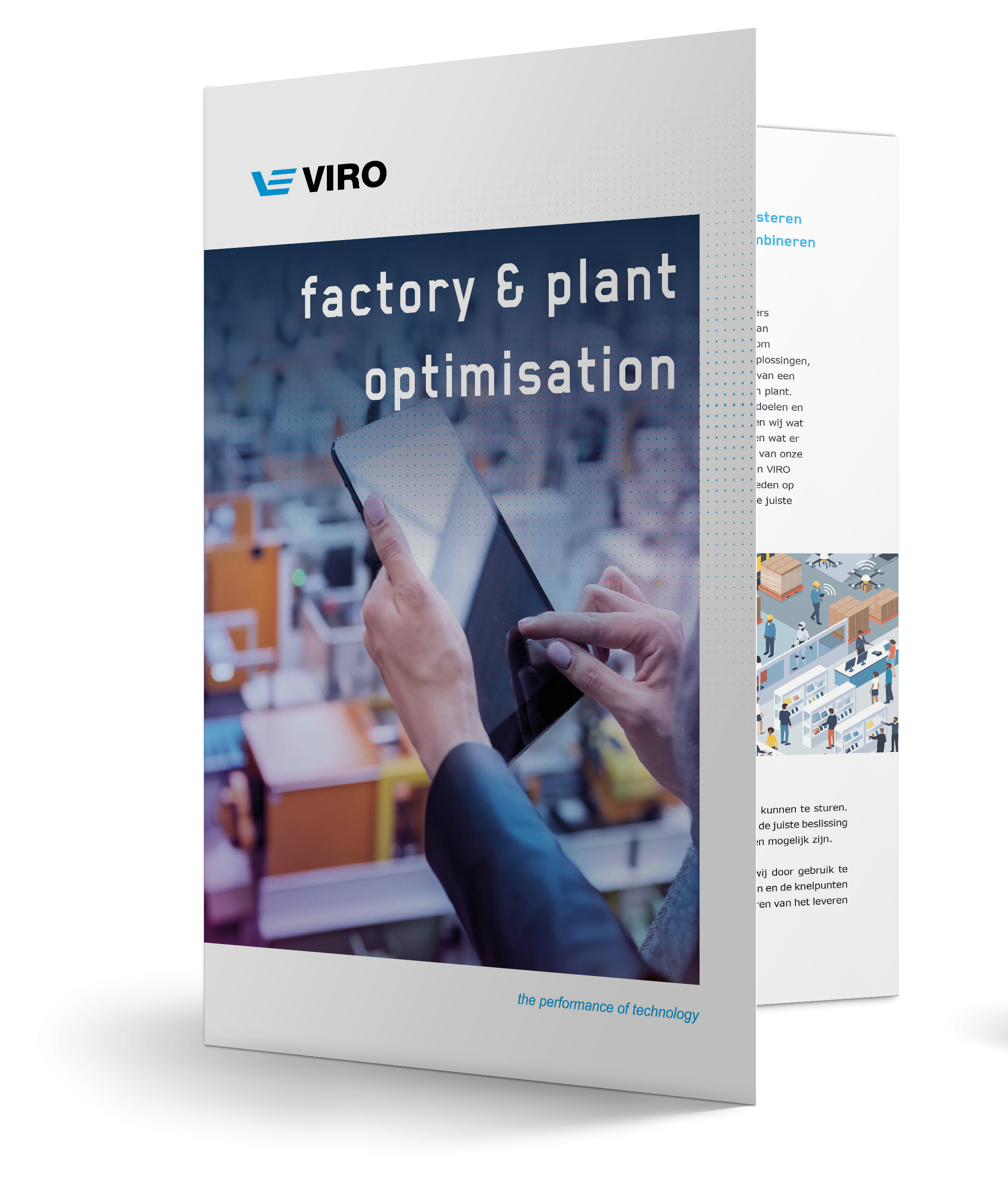 brochure factory & plant optimisation
