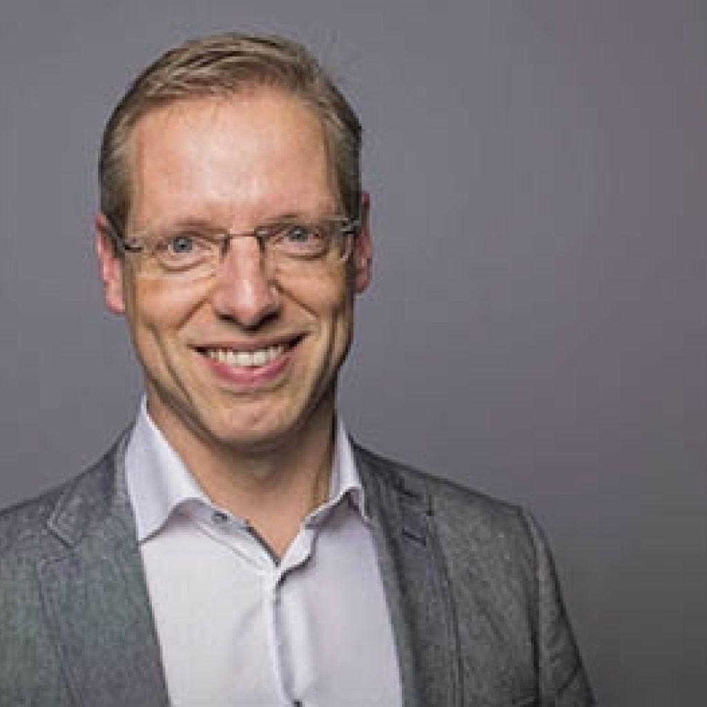 Portrait of Theo de Vries - Viro Group